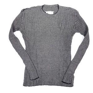 Martin Margiela Ribbed Knit Long Length Sweater